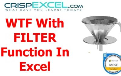 18 WAYS TO USE FILTER Function IN EXCEL